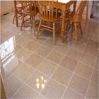 Granite Floor Installation