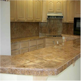 Tile Countertops Installation